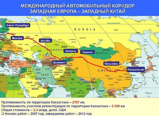 Почтовые индексы Республики Казахстан