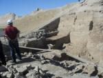 Excavations in Sauran town
