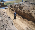 Excavation works AKM Tranche 3