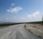 Участок дороги АКМ Транш 3