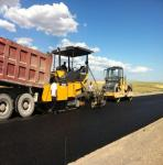 """Tranche 3 on July 2014. Contract 008 –Contractor: """"Akmola Kyrylys Materialdary"""" LLP, Kazakhstan"""