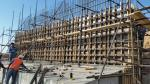 PK 505+53 right side Construction of overpass for agricultural equipmen
