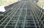 PK 423+16 Reinforcement cage of cross bar, support # 5