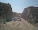 Земельные работы, Строительство трубопровода