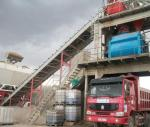 Loading of truck CWC KDS Tranche 2