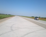 Tranche 3, road section on km.383-404, CWC KDSH