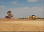 Embankment fill – Km 67